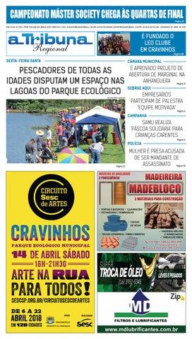 jornal A Tribuna Regional de Cravinhos by Leandro Cavalcanti - issuu f5b717d3bbd2d