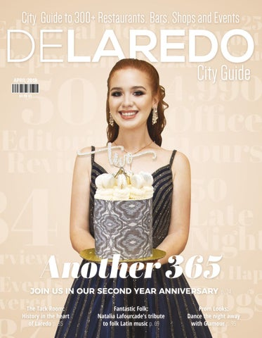 0f7179a6800 DeLaredo City Guide April 2018 by DeLaredo City Guide - issuu
