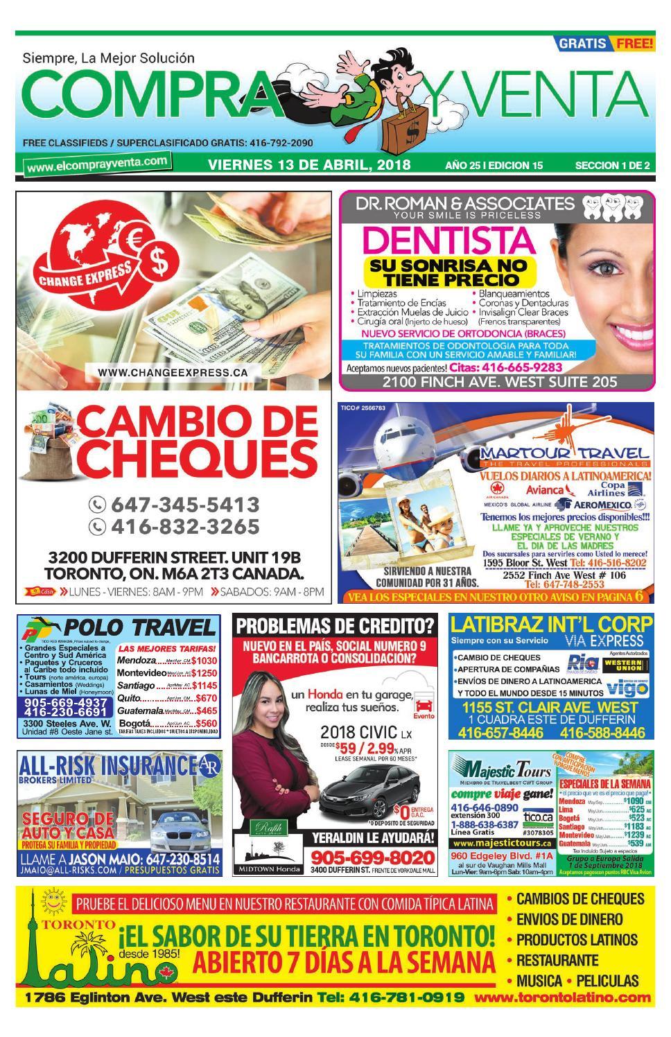 Compra y Venta Edicion #15. 2018 by elcomprayventa - issuu