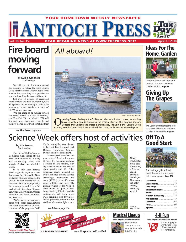 Tractor Pulling Italia 2020 Calendario.Antioch Press 04 13 18 By Brentwood Press Publishing Issuu