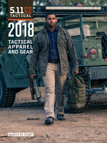 058deabd306 5.11 Tactical - 2018 Catalogue by 5.11 Tactical AU NZ - issuu