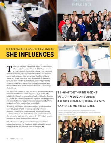 Page 22 of SHE Influences