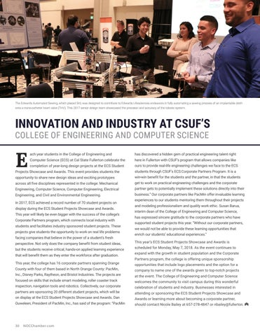 Page 30 of Innovation and Industry at CSUF's