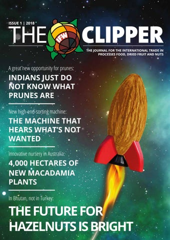 The Clipper Nuts And Dried Fruits 2018 1 By The Clipper