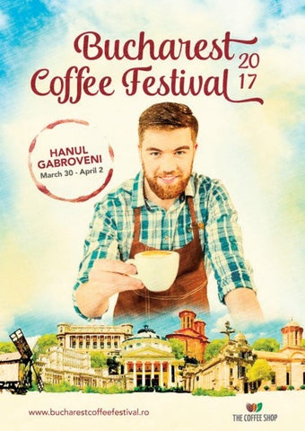 Page 2 of Bucharest Coffee Festival
