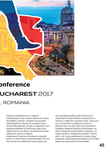 Page 45 of Experience Bucharest