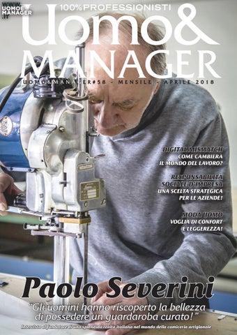 Uomo Manager N.58 Aprile 2018 by David Di Castro - issuu 5224fc9bd42