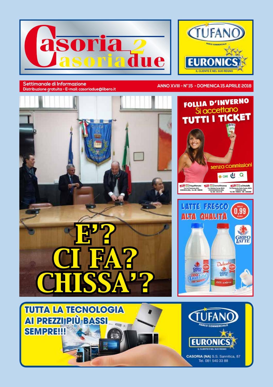 Che Tempo Fa A Casoria casoria due n 15 by casoria due - issuu