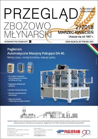 bc7b8febd4d14a Przeglad Zbozowo-Mlynarski 2_2018 by Monika - issuu