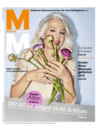 Migros Magazin 16 2018 D Vs By Migros Genossenschafts Bund Issuu
