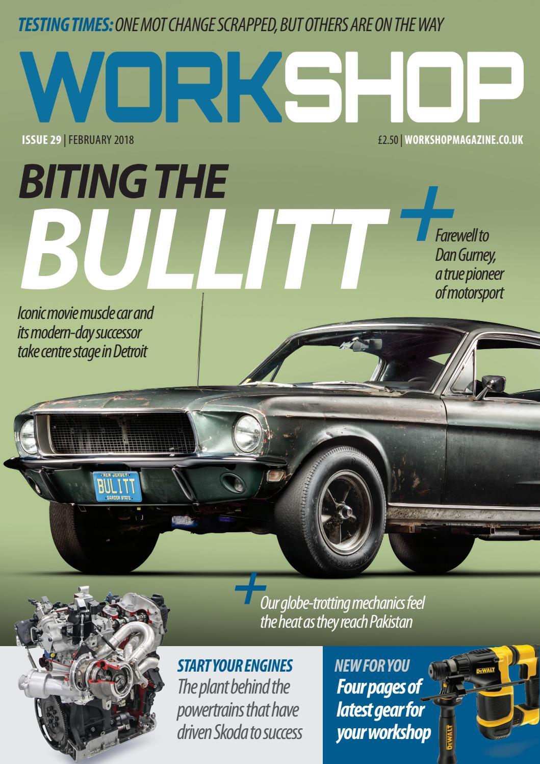 Workshop Magazine Issue 29 By Blackballmedia Issuu
