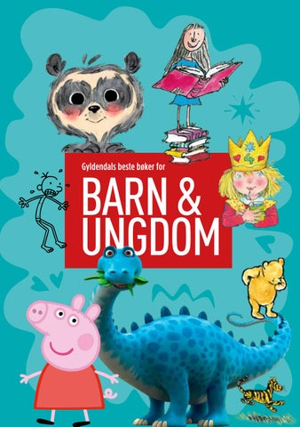 7c2ba7a5d Katalog 2018 Gyldendal Barn og Ungdom by Gyldendal Norsk Forlag - issuu