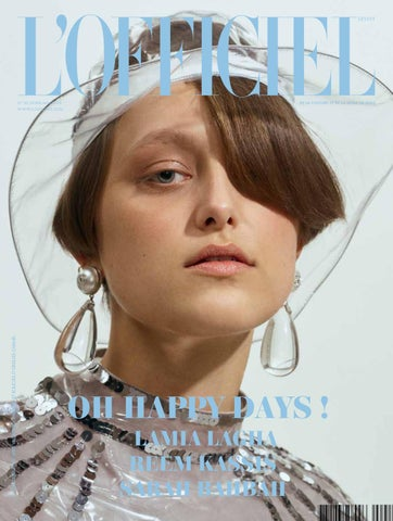 L'Officiel-Levant, April/May Issue 83