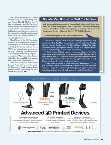 Page 15 of On the Move for Advocacy