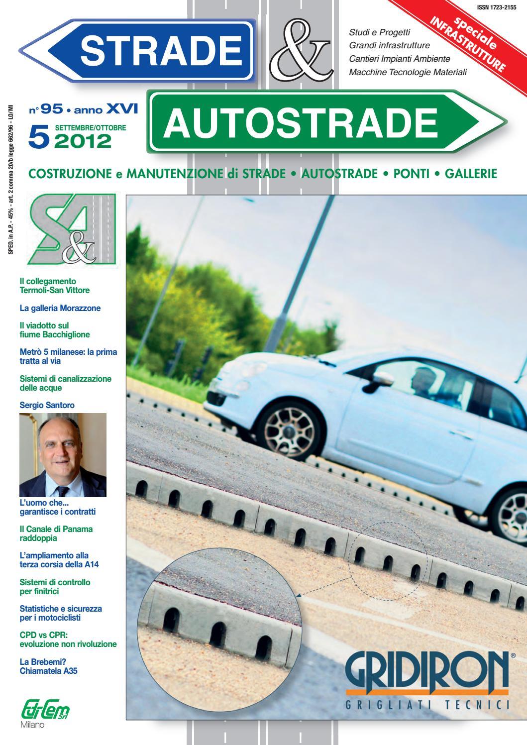 S A 95 Settembre-Ottobre 2012 by Strade Autostrade - EDI-CEM Srl - issuu 11c7aa5e891f