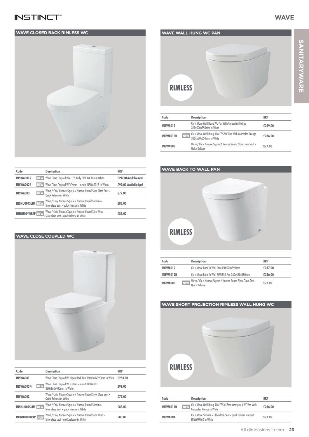 Groovy Tf Bathroom Brochure 2018 By Tucker French Issuu Bralicious Painted Fabric Chair Ideas Braliciousco