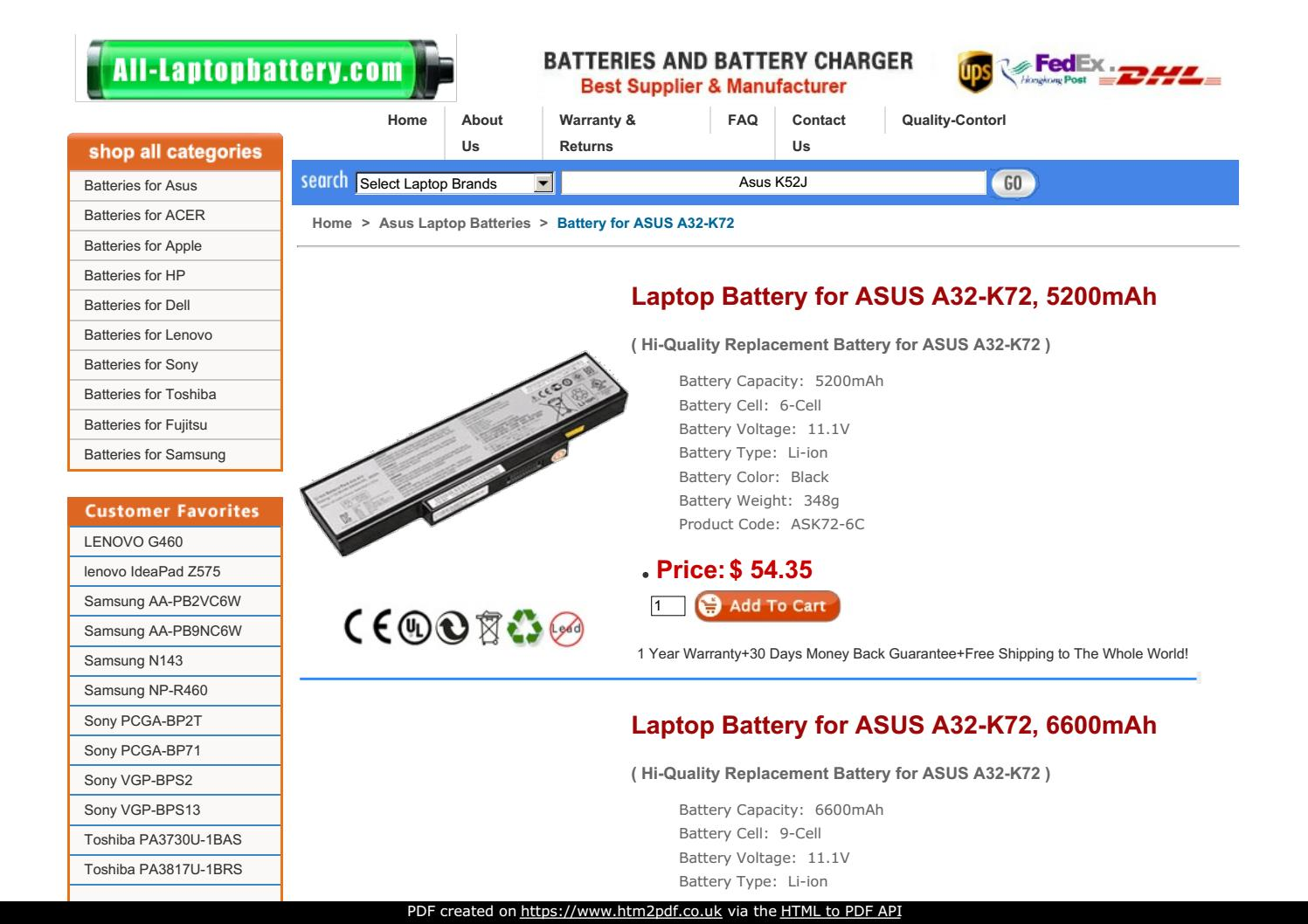 Asus K73TA Notebook USB Charger Plus Drivers for Mac Download