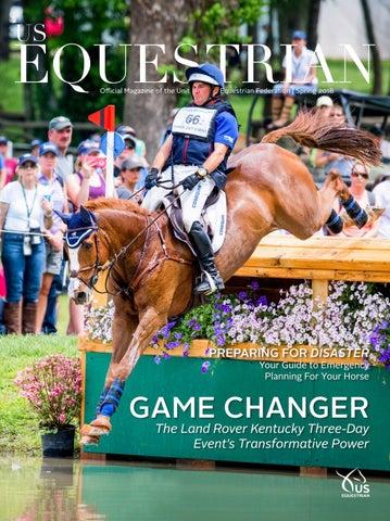US Equestrian Magazine by United States Equestrian