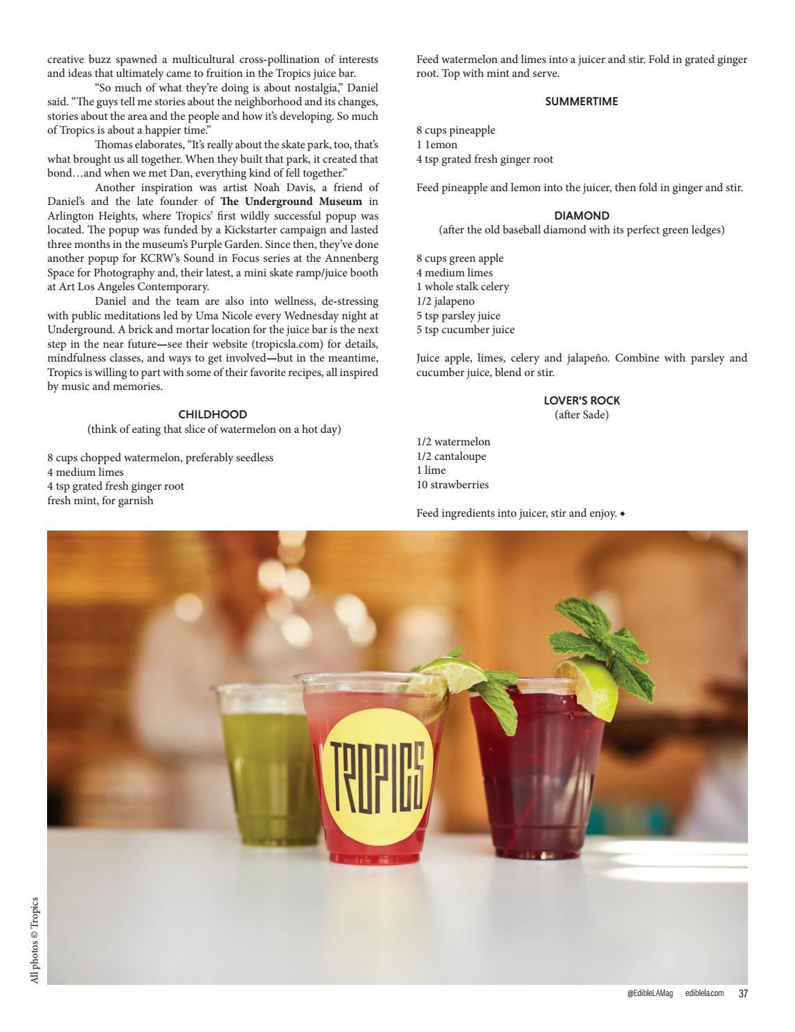 Edible LA | No  5 by Edible LA - issuu
