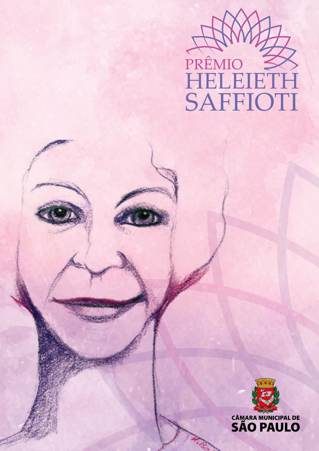 Amelinha Lilith pr�mio heleieth saffioticentro de mem�ria da c�mara