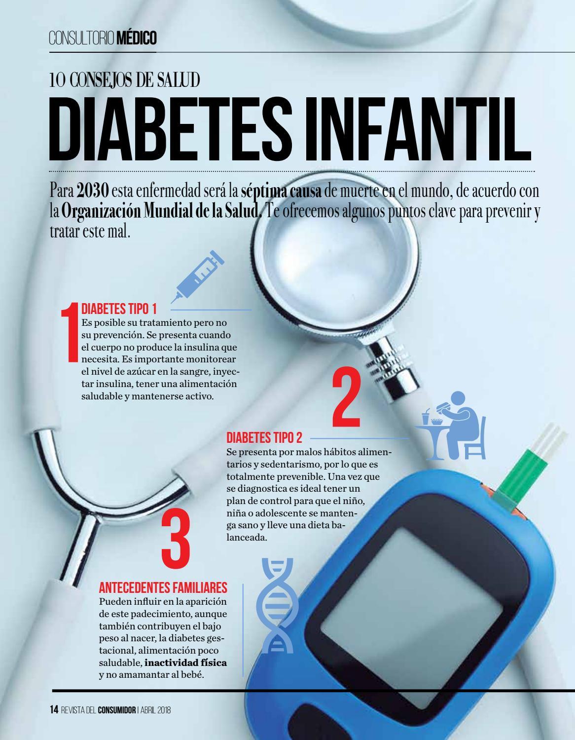 prevenir diabetes infantil en