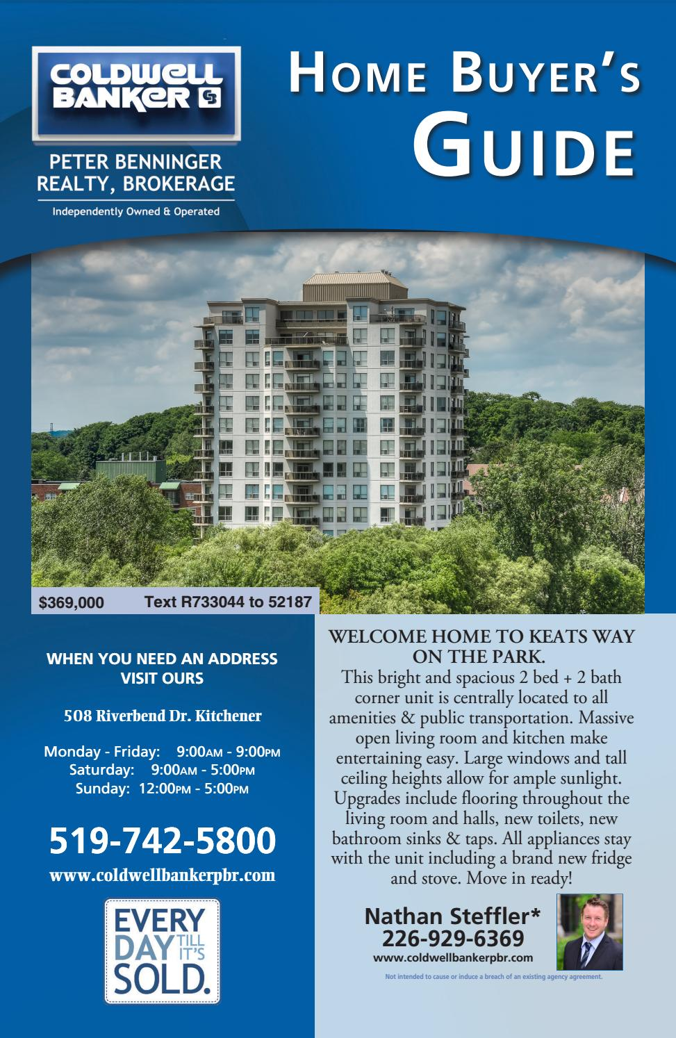 CBPBR HBG26.05 by The Real Estate Book of Kitchener Waterloo - issuu