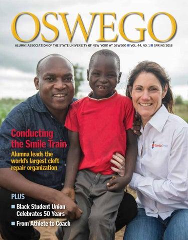 Spring 2018 Digital Issue by Oswego Alumni Association - issuu