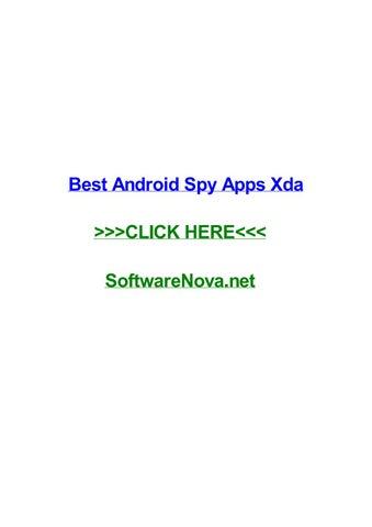 spy software xda
