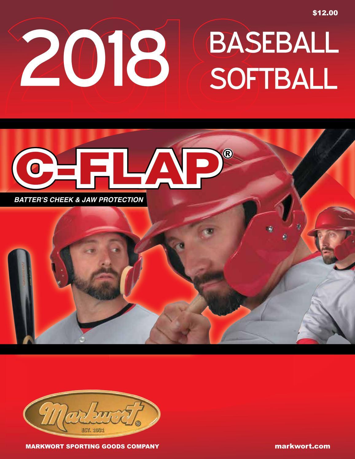 Markwort Sporting Goods Company 2018 Baseball Softball
