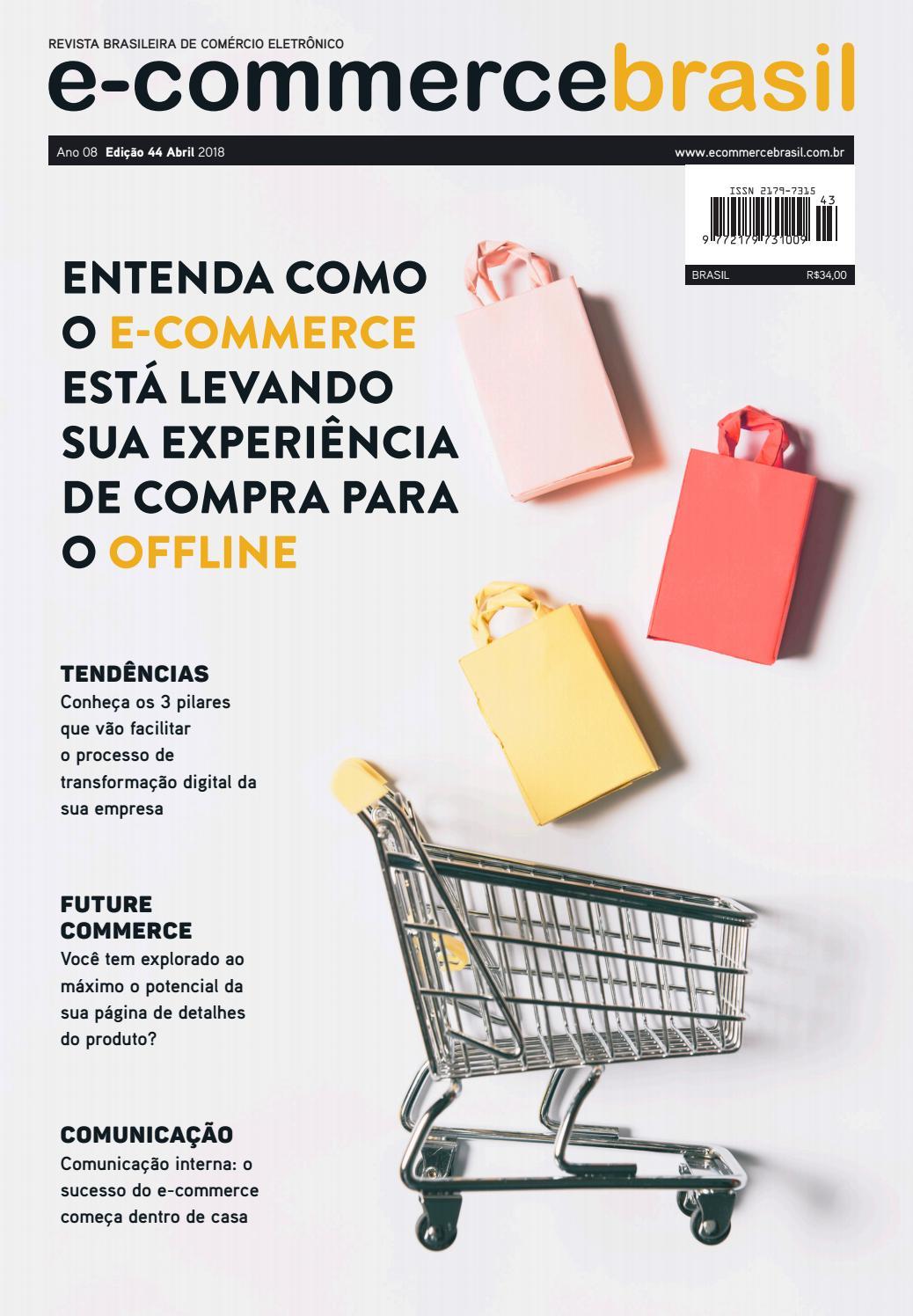 a56ba63df Revista E-Commerce Brasil - Edição 44 by E-Commerce Brasil - issuu