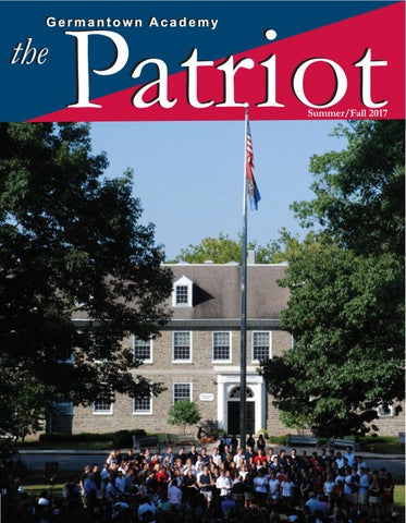 fb4dc158141 Patriot Magazine - Summer/Fall 2017 by Carla Zighelboim - issuu