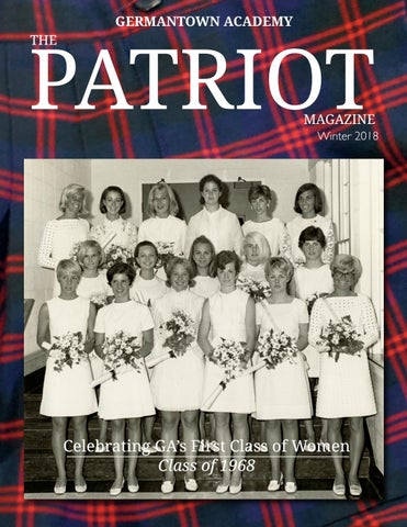 f18602d94fb The Patriot Magazine Winter 2018 by Carla Zighelboim - issuu