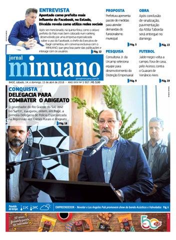 465ce22b1f6c5 20180414 by Jornal Minuano - issuu