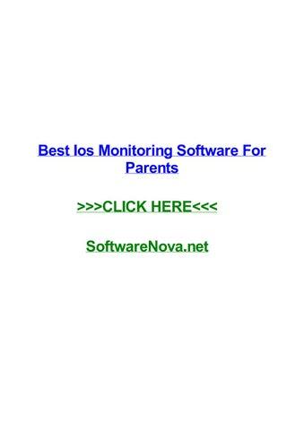 Ios monitoring software