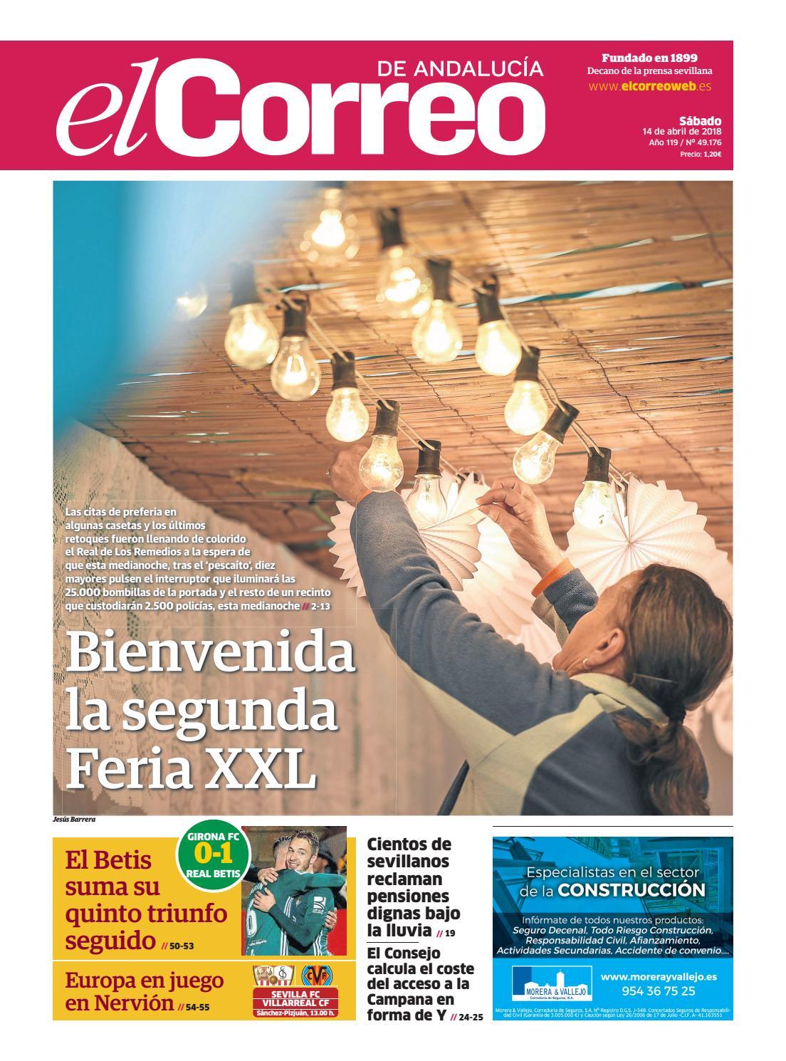 67e0a8228d839 14.04.2018 El Correo de Andalucía by EL CORREO DE ANDALUCÍA S.L. - issuu