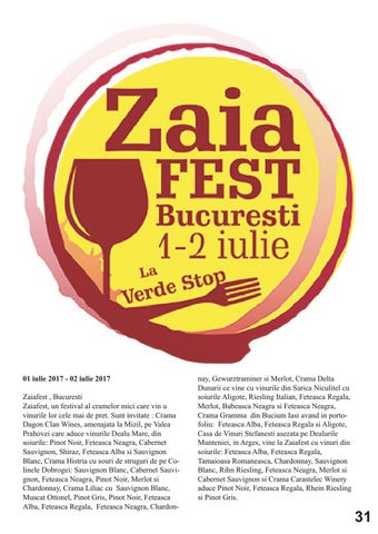 Page 31 of Zaia Fest