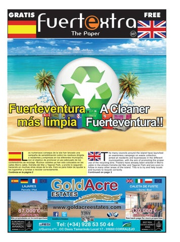 Fuertextra The Paper Issue 107 by Fuertextra issuu