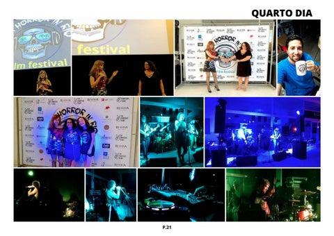 Page 21 of Quarto dia do Rock Horror in Rio Film Festival 2018