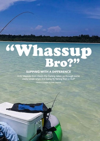 """Page 89 of """"Whassup Bro?"""""""