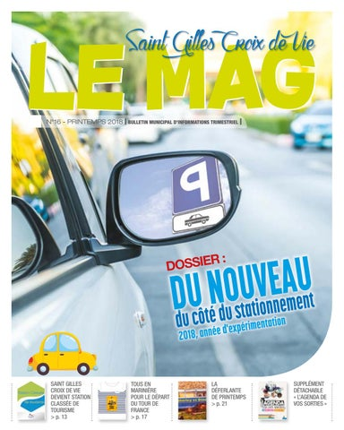 2018 Le Mag Croix Numéro 16 Saint Printemps Gilles By De Vie vNw8Omn0