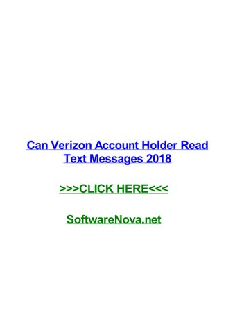 mSpy Verizon Text Message Tracker - The best Verizon text message tracker