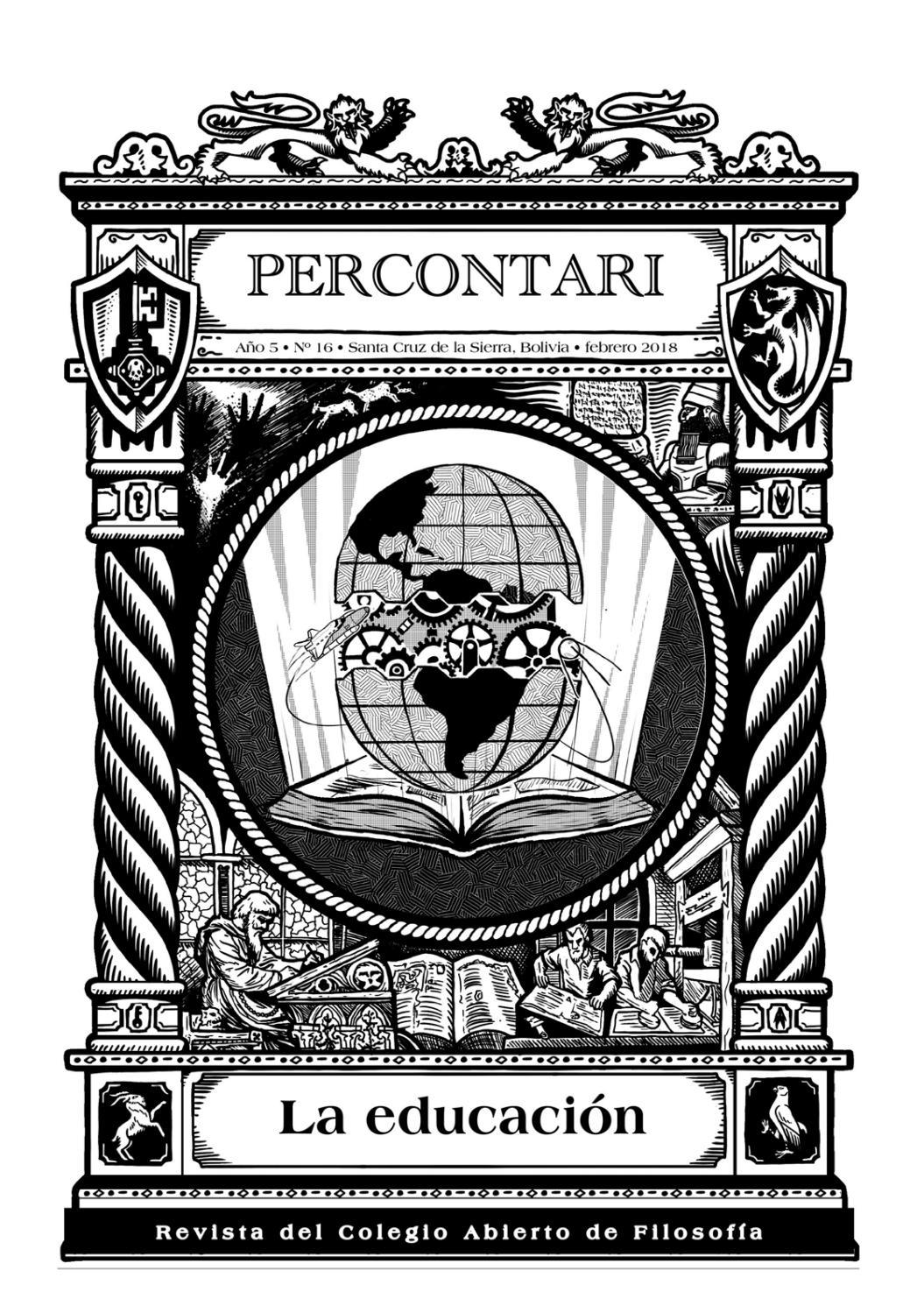 Percontari N16 - La Educación by Insituto de Ciencia, Economía, Educación y  Salud - issuu