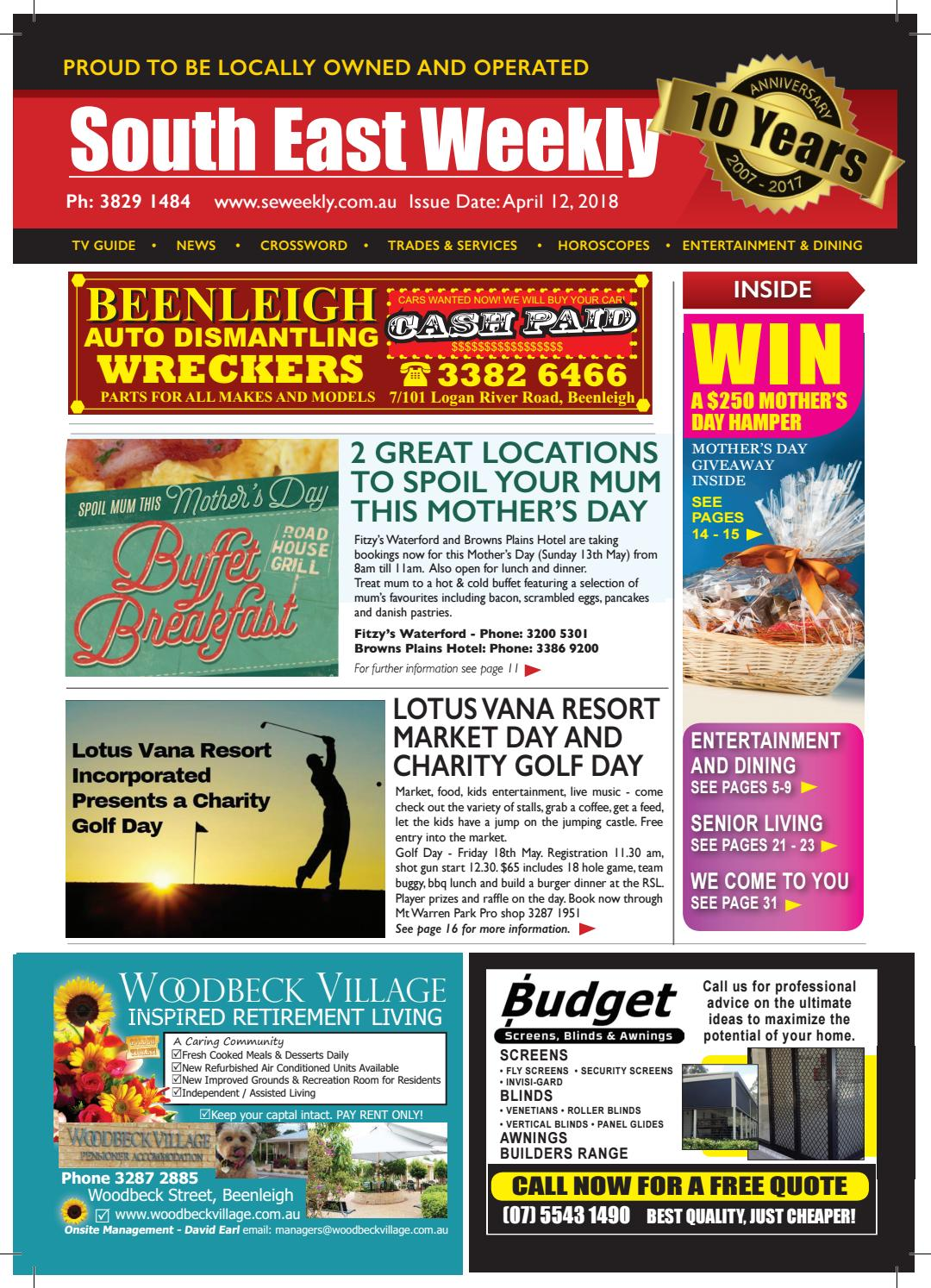 370d28f7793c5 South East Weekly Magazine - April 12, 2018 by South East Weekly ...