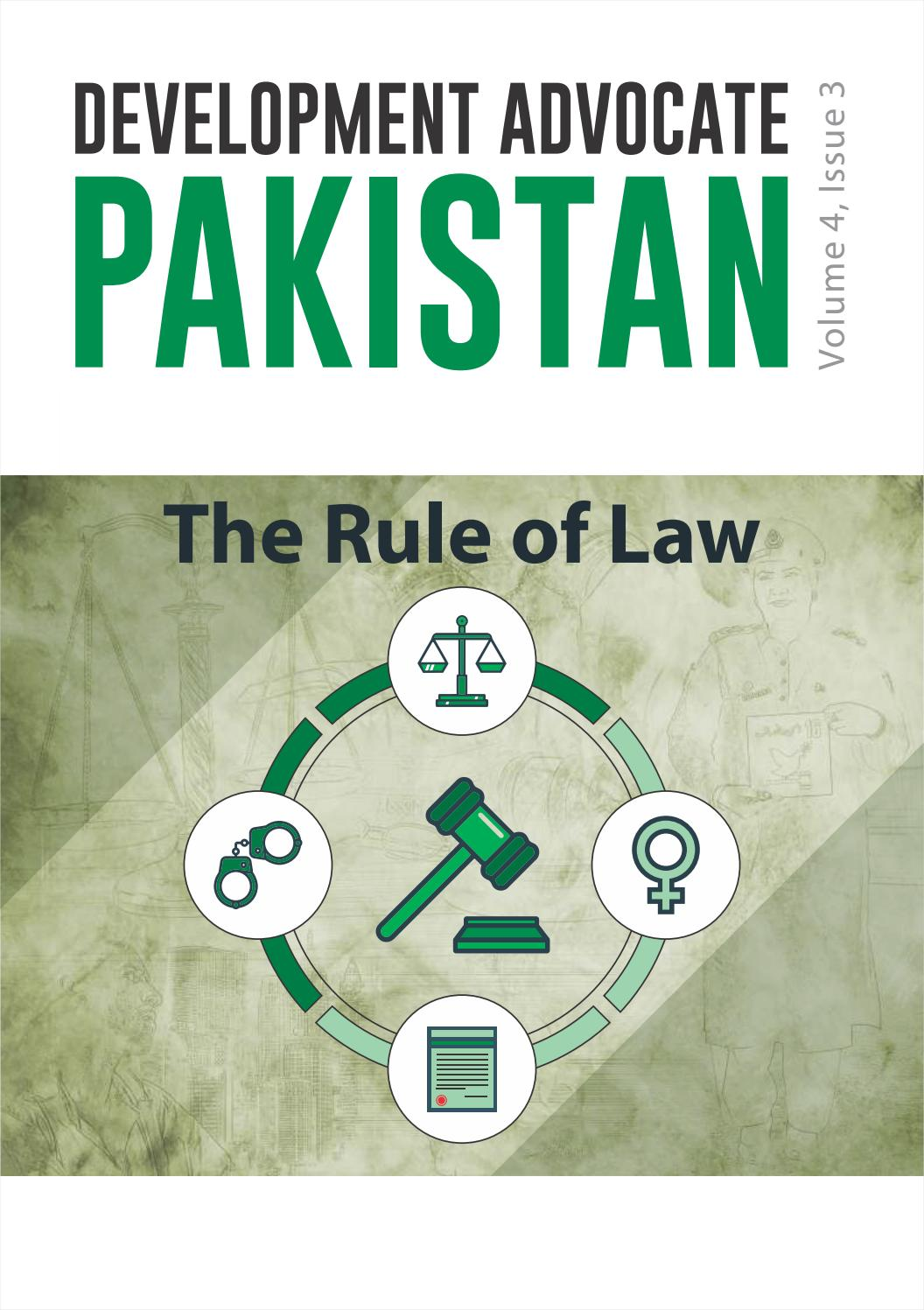 The Retrospective Testimony Rule >> Rule Of Law And The 2030 Agenda By Undp Pakistan Issuu