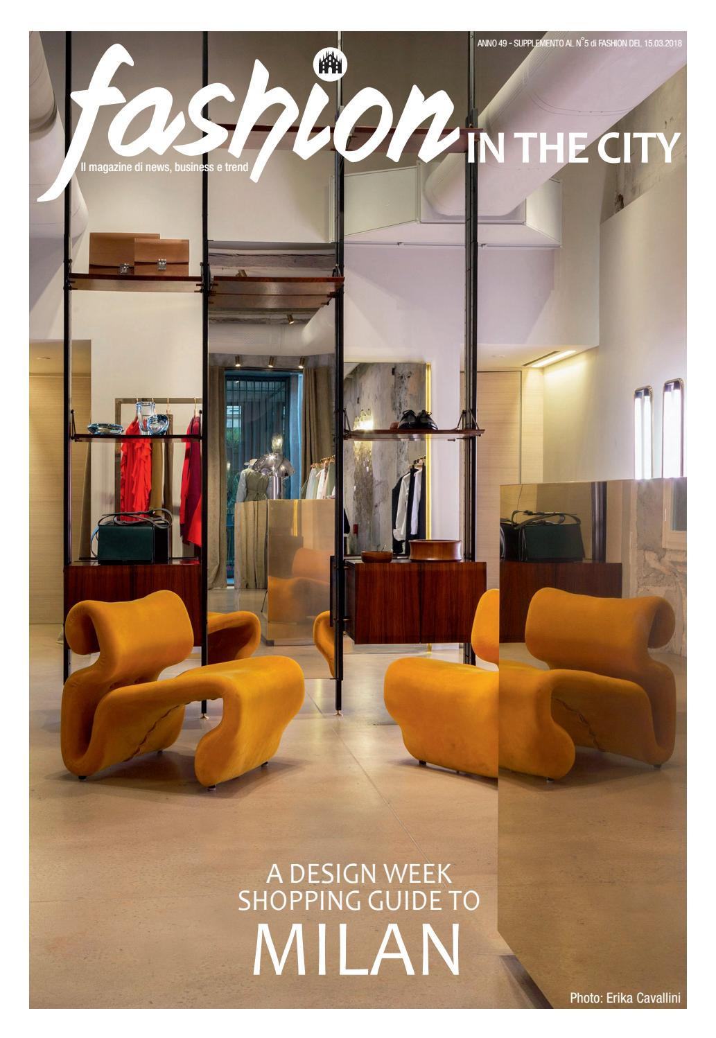 8615910115 Flip page fashion in the city 2018 by Fashionmagazine - issuu