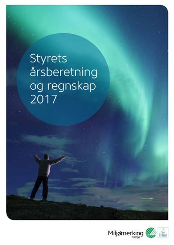 42907ec61 Årsberetning 2017 by Miljømerking - issuu