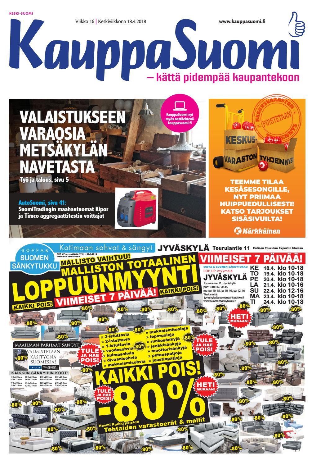 Suomen Sänkytukku