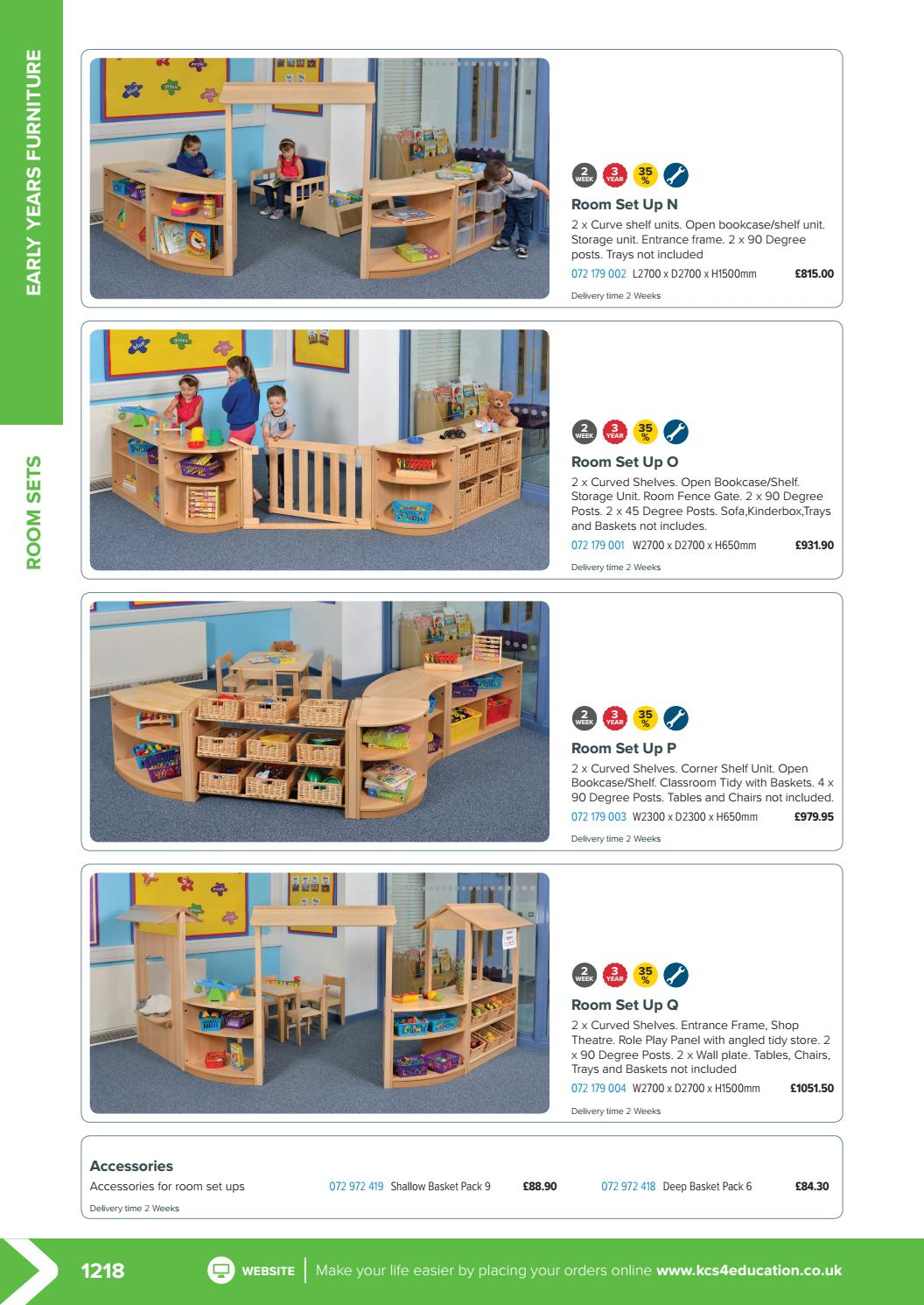 Kcs Catalogue Early Years Furniture 2018 19 By Kcs Uk Issuu