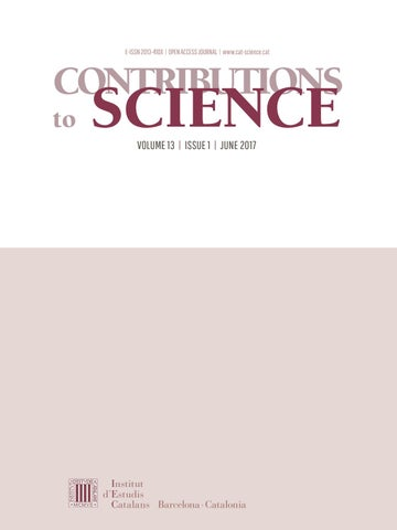 4889690a70d Contributions to Science by Institut d'Estudis Catalans - issuu