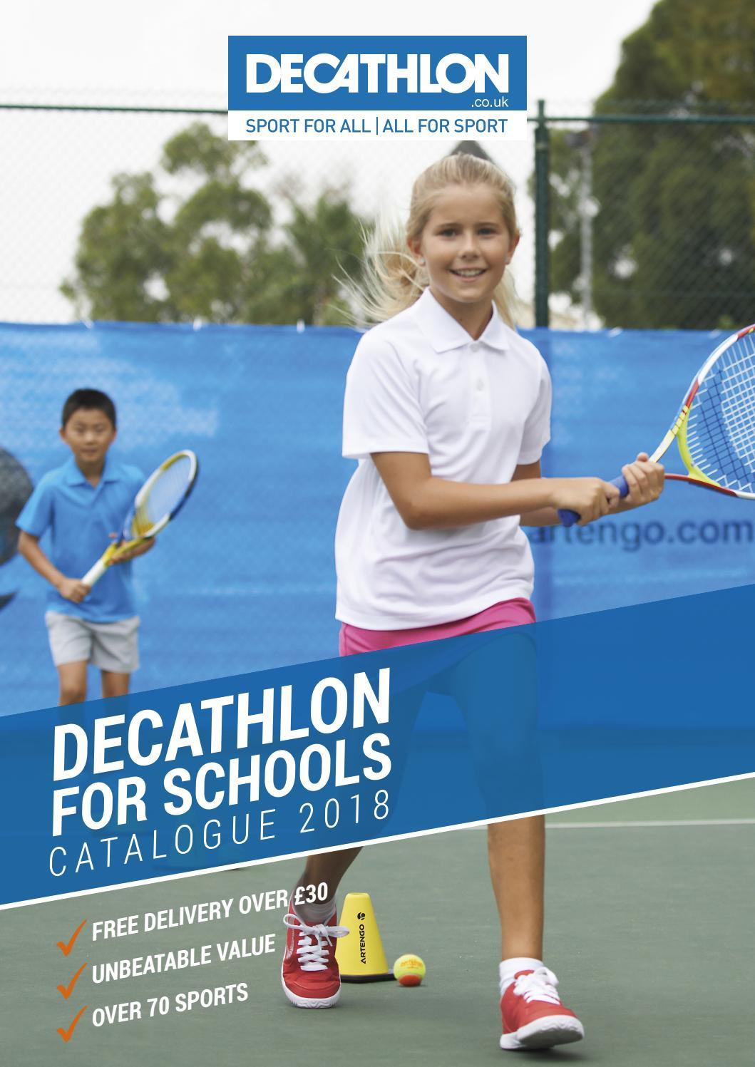 Decathlon Catalogue For Schools 2018 3 By Decathlon18 Issuu